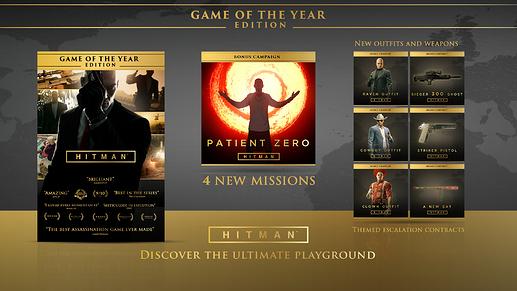 Best Version To Buy Hitman 2 2018 Hitman Forum