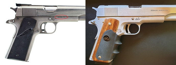 PAO 2-8x32 Pistol Scope Duplex 30-30 Reticle Long Eye Relief 9-11mm Mounts