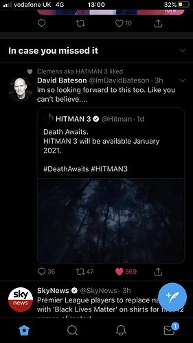 Hitman Iii Announced Jan 2021 Hitman 3 2021 Hitman Forum