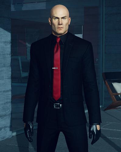 hitman 2 absolution suit