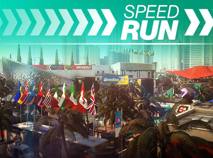 Io I Intel Speedrun Competition Pc Only Hitman 2 2018